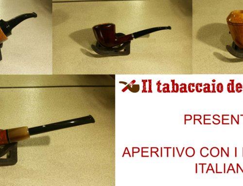 Aperitivo con i Pipemaker Italiani